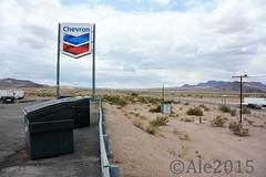 Ludlow, California (Ale*) Tags: california field sand route66 desert ale 66 gas ludlow mojave freeway mojavedesert californiadesert