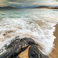 _58R3349 (briandoyle1) Tags: seaweed scotland unitedkingdom gb westernisles outerhebrides isleofharris taransay traighmhor baghsteinigidth