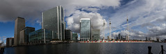 Docklands in Autumn October 2016 (4 of 8) (johnlinford) Tags: canarywharf canonefs1022 canoneos7d docklands e14 london panormama towerhamlets