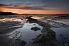 Long Reef sunset (FPL_2015) Tags: leefilter gnd09 canon1635f4lis canon6d landscape longreef northernbeaches sydney australia sunset rocks beach water seascape