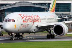 ET-AOR (Ken Meegan) Tags: etaor boeing7878 34746 ethiopianairlines dublin 2692016 50years2013yearofpanafricanismandafricanrenaissance logojet boeing787 boeingdreamliner boeing 7878 787 b787 b7878 dreamliner