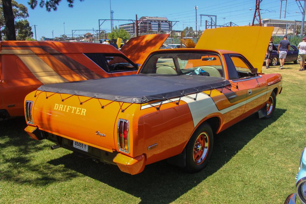 d63e352bc8 1977 Chrysler CL Valiant Drifter utility (sv1ambo) Tags  1977 chrysler cl  valiant drifter