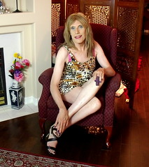 July 2016 (32) (Rachel Carmina) Tags: cd tv tg ts transvestite legs crossdresser heels lingerie trap tgirl tgurl sexy femboi