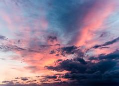 Riomaggiore sunset (CdL Creative) Tags: 70d canon cdlcreative eos italy liguria riomaggiore clouds geo:lat=440985 geo:lon=97374 geotagged sky sunset