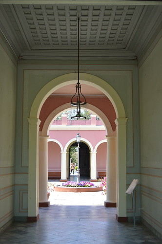 Patio de Honor