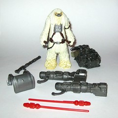 moroff from moroff vs scarif stormtrooper squad leader star wars rogue one 2 pack basic action figures 2016 hasbro a (tjparkside) Tags: moroff vs scarif stormtrooper squad leader star wars rogue one 2 pack basic action figures 2016 hasbro misb 1 r1 375 inch 5poa figure disney studio effects ap app blaster rifle weapon weapons gigoran mercenary heavy gun gunner guns sw two imperial military headquarters shoretrooper shoretroopers stormtroopers specialist beaches bunkers planetary facility dual projectile launcher