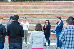 20161104-United in Prayer for Peace - Colombia vigil-004 (EasternMennoniteUniversity) Tags: colombia emu easternmennoniteuniversity lsa latinostudentalliance thomasplaza campuscenter candlelightvigil vigil