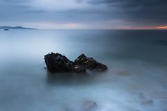 water and sky (jojesari) Tags: 2616 jojesari suso marina mar sunset ocaso oceano ocanoatlantico foxos alanzada sanxenxo pontevedra galicia
