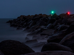 At Night (astielau) Tags: damp mole nacht