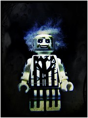 Say My Name (LegoKlyph) Tags: lego custom fun movie timburton beetlejuice michaelkeaton classic horror twisted strange bugs