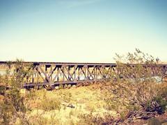 Sante Fe Railroad (cb|dg photo) Tags: railroad santaferailroad bridge railroadbridge coloradoriver california southerncalifornia
