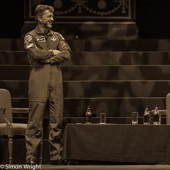 Tim Peake ~ 4931 (@Wrightbesideyou) Tags: 07904610415 2016 20161019timpeaketimkopra wrightbesideyou d750 england europe london nikon nikond750 royalalberthall simonpeterwrightbtinternetcom principia esa spacegovuk astrotimpeake astronaut timpeake