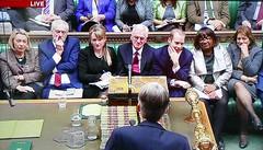 2016 1123 020 (PLX100) Teresa Pearce, Jeremy Corbyn, Rebecca Long-Bailey, John McDonnell, Diane Abbott, X; Autumn Statement (BBC2) (Lucy Melford) Tags: panasoniclx100 parliament houseofcommons autumnstatement chancellor
