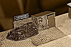 Steptoe scrap metal merchant (midland.road) Tags: carrcrofts coalyard henrymusgrave armley armleymoor gnr wortleyroad wortleyroadbridge scrapmetalmerchant merchant metal scrap steptoe willskits wills ss40