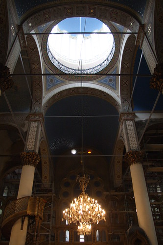 Inside Serb Orthodox Cathedral, 27.05.2012.