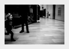 Run... (l1ze) Tags: 28mm blackwhite blackandwhite copenhagen dk danmark denmark københavn leica leicam leicam9p monocrome smk sjælland zealand blackandwhitephoto blackandwhitephotos bw exhibition l1ze lennartjoern people østerbro