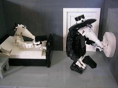 Spy vs Spy (Mr. Cab) Tags: lego moc mocolympics spyvspy spy foitsop