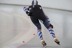 A37W0316 (rieshug 1) Tags: speedskating schaatsen eisschnelllauf skating nkjunioren knsb nkjuniorenallroundafstanden afstanden allround 50010001500massstart demeent alkmaar sportcomplexdemeent juniorenb ladies dames 3000m