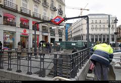 Metro Sol, Madrid, Spain (Lars-Rollberg.com) Tags: madrid spain spanien espania metro metrosol