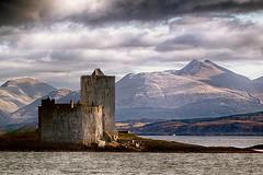 Lismore Castle (formerly Kisimul Castle) (BoboftheGlen) Tags: lismore oban kisimul castle wherestheeffinlighthoose barra scotland argyll lighthouse calmac ferry anger seafarer mariner boat island