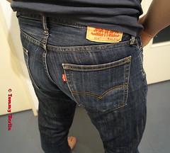 jeansbutt11043 (Tommy Berlin) Tags: men jeans levis butt ass ars