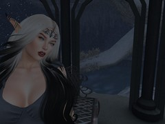 Winter (Pituxita) Tags: secondlife love elf ears magic winter snow princess