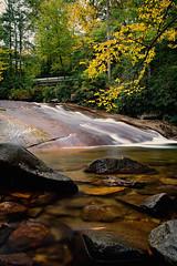 Sliding Rock Falls (gaprunella) Tags: fun nc northcarolina nature slide slidingrockfalls water waterfall