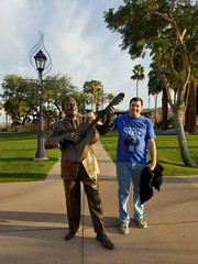 December 01, 2016 (12) (gaymay) Tags: california desert gay love riversidecounty coachellavalley laloguerrerostatue fatherofchicanomusic cathedralcitytowncenter cathedralcity artclimbers