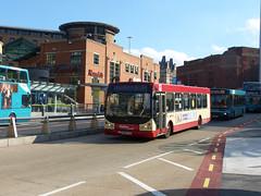 Halton 54 161005 Liverpool (maljoe) Tags: halton haltontransport haltonboroughtransport