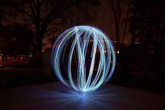 stoale_s4 (samanthatoalephotography) Tags: lightpainting light balloflight spinning night