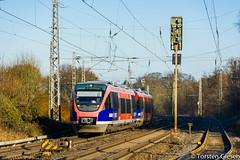 Uersfeld_Euregiobahn_643-214_03122016_1 (giesen.torsten) Tags: uersfeld kohlscheid linieaachenhbfmönchengladbachhbf kbs485 euregiobahn baureihe643 talent talbot aachen nordrheinwestfalen deutschland