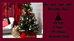 Christmas countdown (nyomee wallen) Tags: howmanydaysleftuntilchristmas2016 how many days left until christmas howmanydaysleftuntilchristmas party