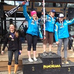 Top 3 overall  women  and most improved Panorama Miele Cup SG 5.4.2012