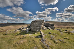 Top Tor on Dartmoor (rosiespoonerphotos) Tags: uk england walking photography nikon rocks photos devon dartm