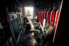 NGTE Pyestock (ant_43) Tags: uk urban abandoned industry broken industrial decay hampshire surrey gas national trespass fleet exploration derelict establishment turbine farnborough ue trashed urbex ngte pyestock ant43 fortythreephotography