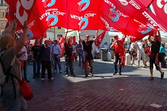 DSC_4960 (i'gore) Tags: roma precari lavoro manifestazione cgil uil lavoratori crescita pensionati fisco occupazione cisl sindacato sindacati disoccupati esodati