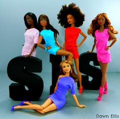 LIVing in STYLE (Dawn Ellis) Tags: doll barbie liv chandra fashions blackdoll blackbarbie blackdolls trichelle aabarbie soinstyle soinstylekara barbiepivotal