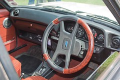 1982 Morris Ital 2.0 HLS Automatic (Trigger's Retro Road Tests!) Tags: show classic cars car corner 1982 little retro automatic morris 20 essex clacton plough hls ital