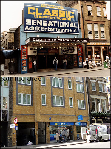 Charing Cross Road`1983-2013