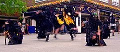 Mythago5 (DaveCox) Tags: dance dancers border morris horsham mythago