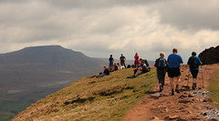 Whernside 19 May 2013 (reach.richardgibbens) Tags: uk england spring walk yorkshire may yorkshiredales ribblehead whernside chapelledale yorkshiredalesnationalpark
