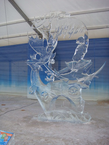 Winterlude Ice Sculpture - 2