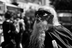 Wizard (ISO_500) Tags: street people blackandwhite berlin streetphotography