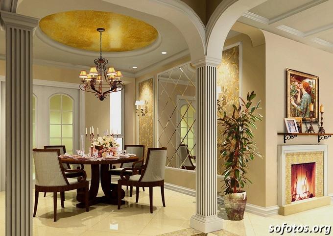 Salas de jantar decoradas (69)