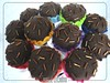 Brigadeiro de feltro (Ateliê Lecanto) Tags: color pencil de pattern candy chocolate artesanato craft felt mold feltro lápis cor brigadeiro molde papelaria