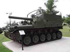 P5251971 (kilpatjm) Tags: oklahoma self sill fort artillery tanks propelled m44 howitzer usarmyfieldartillerymuseum