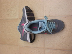 CIMG3229 (CallalilyGazer) Tags: sneakers newshoes dirtyshoes tennisshoes cuteshoes washshoes