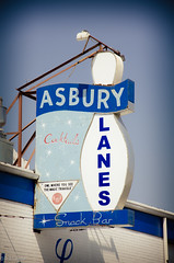 Asbury Lanes - New Color Scheme (RGL_Photography) Tags: signs bar vintage newjersey unitedstates asburypark dive bowling signage cocktails jerseyshore asburylanes vintagesigns signporn historicvenue