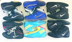 Collection (Zzavatsky (SELLING ALOT 7248753248)) Tags: blue original red speed foot shoes 2000 teal wrestling nike og pa sissy asics olympic adidas swag rare oe speeds oes germans sweeps reissue p2s aggressors adizero p1s kolat rulons 2k4s inflicts uploaded:by=flickrmobile flickriosapp:filter=nofilter