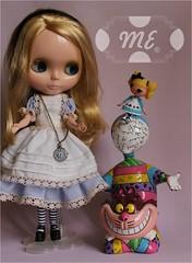 Alice playing in wonderland !!!
